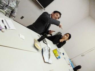 3月24日 大阪 難波 Bコース