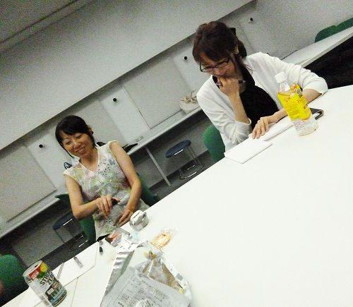 7月28日 大阪 難波 Bコース