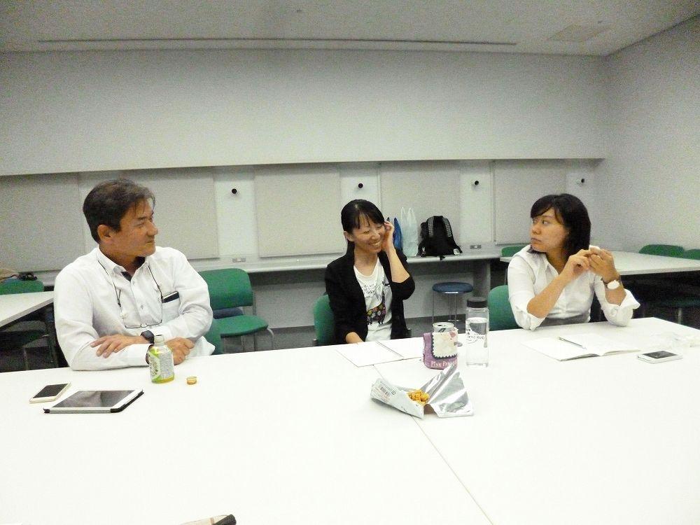 9月29日 大阪 難波 Bコース