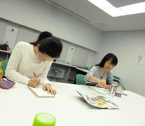 12月8日 大阪 難波 Bコース