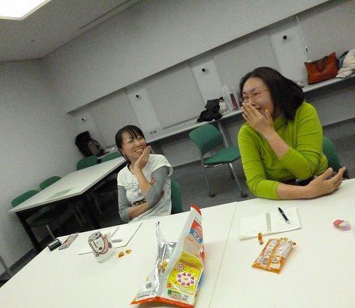 12月15日 大阪 難波 Bコース