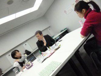 2月9日 大阪 難波 Bコース