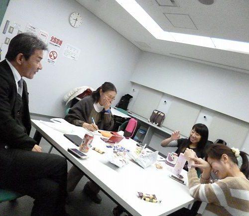2月16日 大阪 難波 Bコース