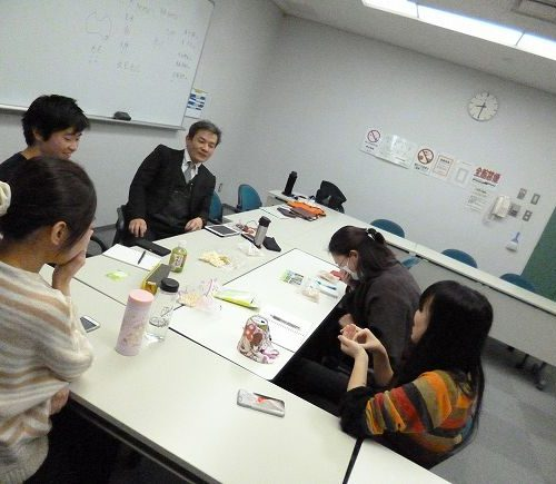 2月23日 大阪 難波 Bコース