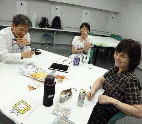 7月27日 大阪 難波 Bコース