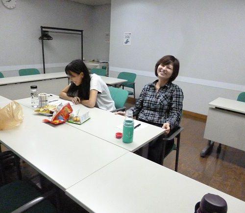 9月28日 大阪 難波 Bコース