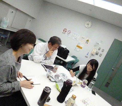 11月9日 大阪 難波 Bコース