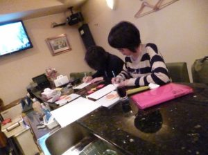 11月18日 神戸 三宮 Aコース