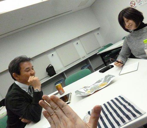 3月8日 大阪 難波 Bコース