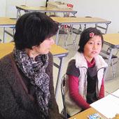 12月16日 大阪 東淀川 キッズ親子コースの様子