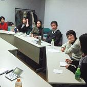 12月20日 大阪 難波 Bコースの様子