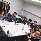 12月27日 大阪 難波 Bコースの様子
