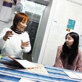 1月11日 大阪 茨木 Aコースの様子