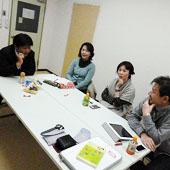 2月21日 大阪 難波 Bコースの様子