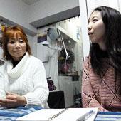 2月22日 大阪 茨木 Aコースの様子