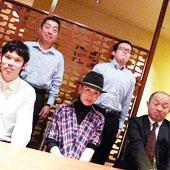3月13日 大阪 淀屋橋 Aコースの様子
