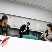 3月28日 大阪 難波 Aコースの様子