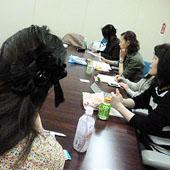 2013年3月30日 神戸 三宮 Aコースの様子