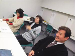11月15日 大阪 難波 Bコース