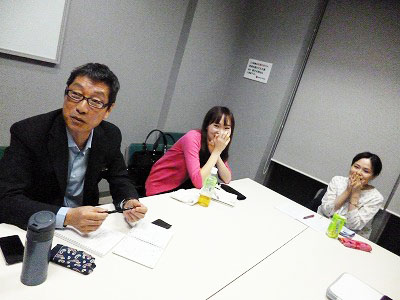 4月15日 大阪 新大阪 Bコース