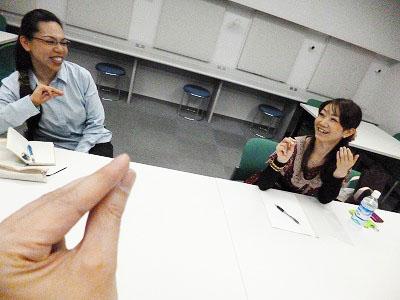 4月18日 大阪 難波 Aコース