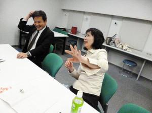 4月25日 大阪 難波 Bコース