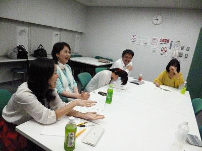 6月6日 大阪 難波 Bコース