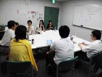 6月13日 大阪 難波 Bコース