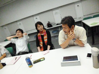 7月11日 大阪 難波 Bコース