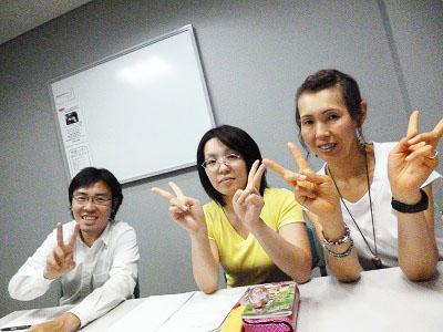 8月5日 大阪 新大阪 Cコース
