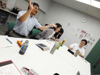 8月8日 大阪 難波 Bコース