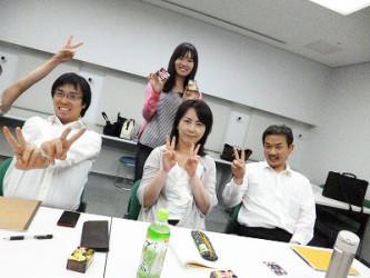 9月19日 大阪 難波 Bコース