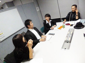 11月18日 大阪 新大阪 Cコース