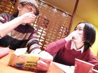 1月22日 大阪 淀屋橋 Aコース