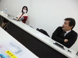 2月20日 大阪 難波 Bコース
