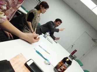 4月17日 大阪 難波 Bコース