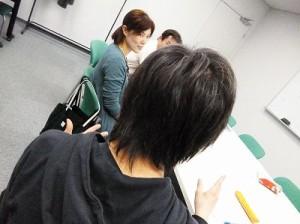 4月24日 大阪 難波 Bコース