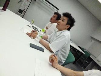 6月19日 大阪 難波 Bコース