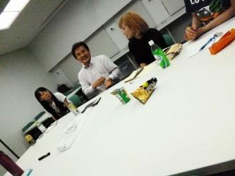 7月3日 大阪 難波 Bコース