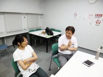 7月17日 大阪 難波 Bコース