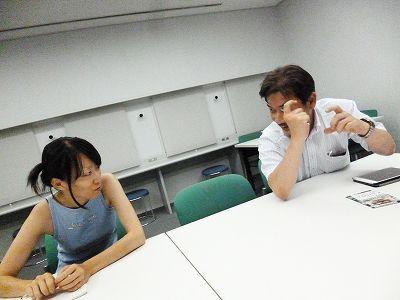 7月31日 大阪 難波 Bコース