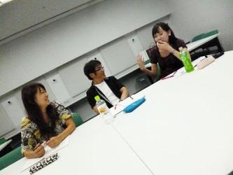 9月11日 大阪 難波 Aコース