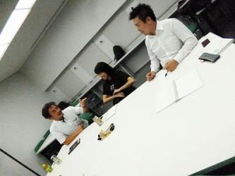 9月11日 大阪 難波 Bコース