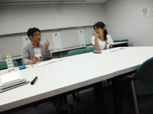 9月25日 大阪 難波 Aコース