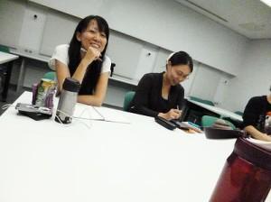 9月25日 大阪 難波 Bコース