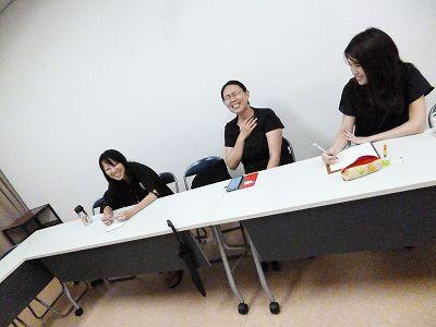 10月2日 大阪 難波 Bコース
