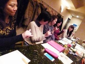 1月24日 神戸 三宮 Aコース