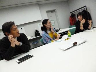 2月19日 大阪 難波 Bコース