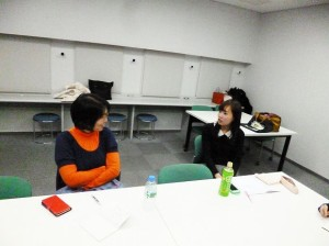 3月12日 大阪 難波 Bコース