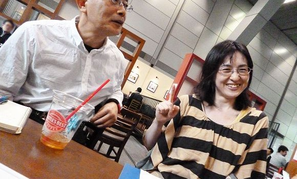 6月10日 大阪 梅田 Aコース
